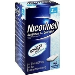 NICOTINELL COOL MINT 2MG